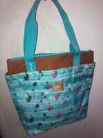 Used Blue Beach Bag in Dubai, UAE