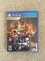 Used Sonic Forces (PS4) in Dubai, UAE