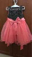 Used Girls tulle dress for 4 years old in Dubai, UAE