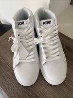 Used Men's Classic Hi Top Shoes by Pony in Dubai, UAE