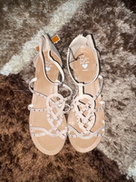 Used Pink Sandals EUR 39 in Dubai, UAE