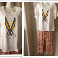 Used Pyjama Bucks bunny size XL Asian in Dubai, UAE