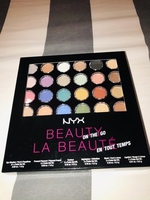Used NYX makeup palette, brand new not used  in Dubai, UAE