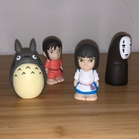 Used Studio Ghibli Miniature toys in Dubai, UAE
