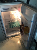 Used Nikai refrigerator in Dubai, UAE