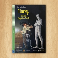 Used Harry and the Egyptian Tomb |STORY BOOK in Dubai, UAE