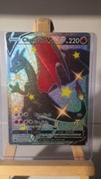 Used Pokemon Charizard  V secret Rare 074/73 in Dubai, UAE
