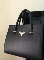 Used Prada Authentic leather in Dubai, UAE