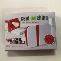 Used Bag sealing device -red color (new) in Dubai, UAE