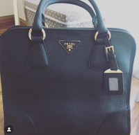 Used Prada Shopping bag  in Dubai, UAE