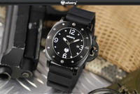 Used infantry men watch with japan movement  in Dubai, UAE