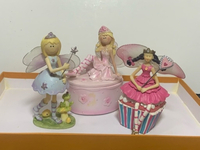 Used Collection of 3 little girls , H 16 cm in Dubai, UAE