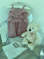 Used Baby Gucci cotton one-piece 18/24 month in Dubai, UAE