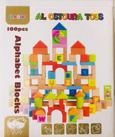 Used Alphabet Wooden toys in Dubai, UAE
