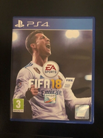 Used FIFA 18 PS4 and PS5 in Dubai, UAE
