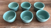 Used IKEA turquoise kava coffee cup set of 6  in Dubai, UAE