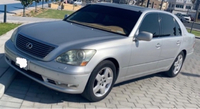Used Lexus LS 430 model 2004 in Dubai, UAE
