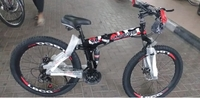 Used Brand new Land Rover bicycle folding  in Dubai, UAE
