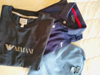 Used 3 authentic branded T-shirt boys in Dubai, UAE
