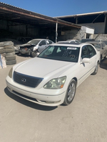Used 2004 Lexus LS430 1/2 Ultra *Clean Title* in Dubai, UAE