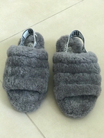 Used Fluffy slides by UGG in Dubai, UAE