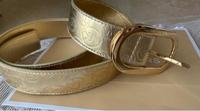 Used MIchael Kors embossed belt  in Dubai, UAE