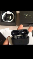 Used AIRPODS APPLE PRO BLACK HURRY FRIDAY✅✅🇦 in Dubai, UAE