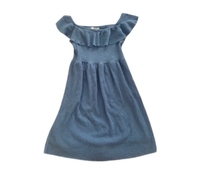 Used MANGO Blue Dress in Dubai, UAE