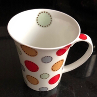 Used 6 tea coffee cups new bone China in Dubai, UAE