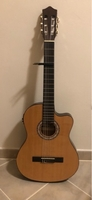 Used Stagg Acoustic Electric Guitar in Dubai, UAE