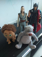 Used Action figurine star wars and Thor in Dubai, UAE