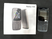 Used NOKIA 106+CHARGER+DUALSIM+TRA NUMBER☑️🔥 in Dubai, UAE