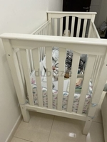 Used Pottery barn baby crib  in Dubai, UAE