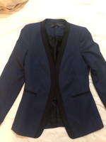 Used Zara baby blue suit  in Dubai, UAE