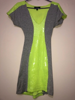 Used Bebe Sequence Dress Authentic  in Dubai, UAE