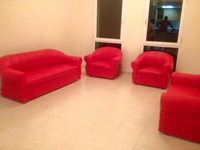 Used Brand new PVC Leather Sofa Free Delivery in Dubai, UAE