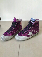 Used Golden Goose Francy sneakers in Dubai, UAE