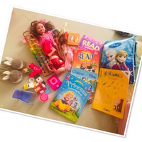 Used Mixed items for Kids ♥️ in Dubai, UAE