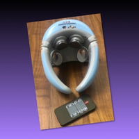 Used RECHARGEABLE 4D NECK MASSAGER  in Dubai, UAE