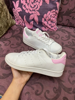 Used Stan smith pink adidas in Dubai, UAE