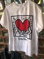 Used Keith Haring teeshirt. Small  in Dubai, UAE
