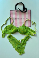 Used Victoria Secret set Bra34D, panties M in Dubai, UAE