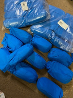 Used Disposable shoe cover in Dubai, UAE