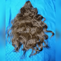 Used Clip on ponytail light brown X1 in Dubai, UAE