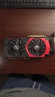 Used MSI GeForce GTX 970 Gaming 4G in Dubai, UAE