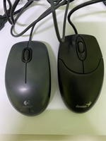 Used Wired mouse (2 pieces) in Dubai, UAE