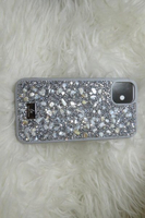 Used I phone 11cover Kingxbar swarovski (new) in Dubai, UAE