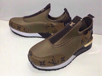 Used LV Ladies's sneakers size 38 new in Dubai, UAE
