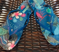Used Ipanema Blue size 37 Eur lightly used in Dubai, UAE