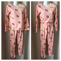 Used Pyjama 🍓🍓🍓 size M in Dubai, UAE